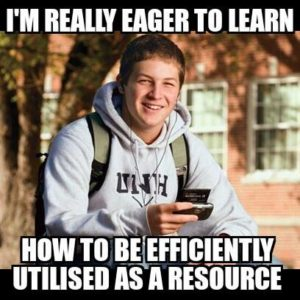 Student meme