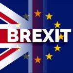 UK and Europe merged flag